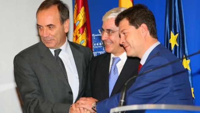 El convenio suscrito entre el Ministerio de Defensa, Junta de Comunidades y Ayuntamiento de Toledo impulsará la zona de Vega Baja.