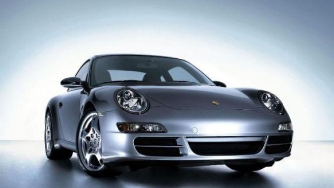 Un Porsche 911.