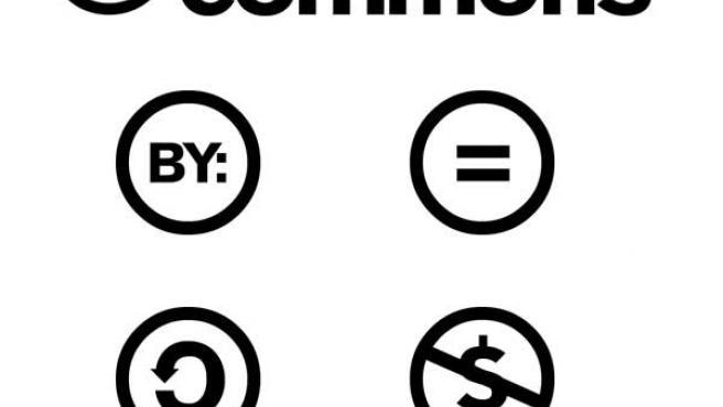 Logotipos de Creative Commons