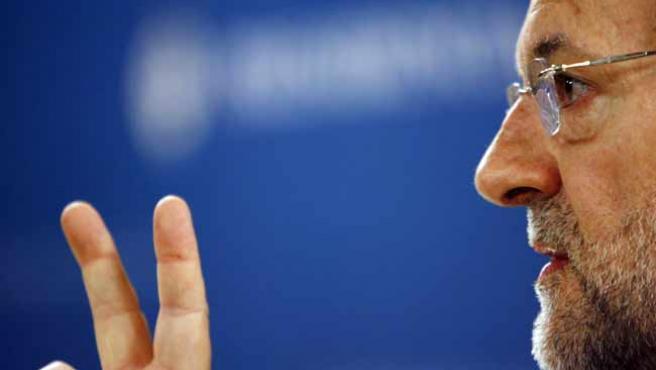 El líder del Partido Popular de España (PP), en Argentina.