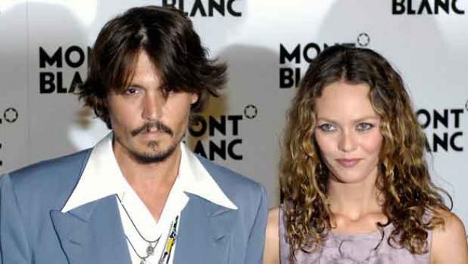 La pareja en una imagen de archivo.