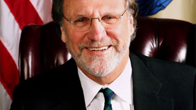 John S. Corzine, el actual gobernador de Nueva Jersey.