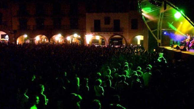 Imagen de archivo del Festival Primavera Sound de Barcelona.