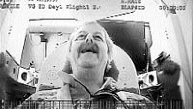 El propietari de l'administració de loteria de la Bruixa d'Or de Sort ha superat les proves a Filadelfia per poder viatjar a l'espai (ACN).