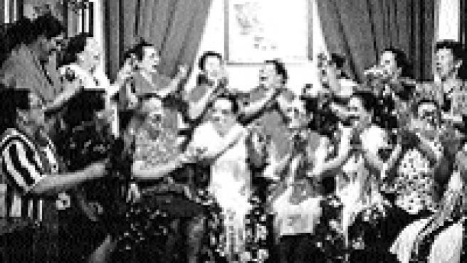 La Peña Tío José de Paula llenará de fiesta mañana la Alameda. (Cajasol)