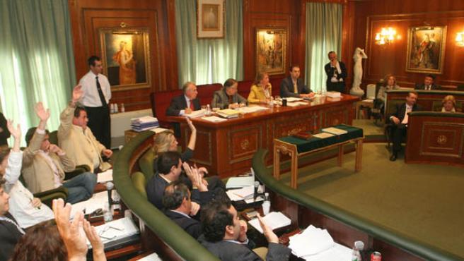 Los presupuestos serán llevados a pleno en sesión extraordinaria.