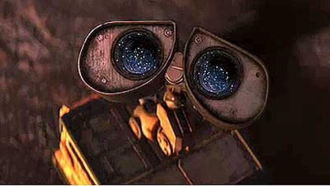Fotograma de 'Wall-E', lo nuevo de Pixar.