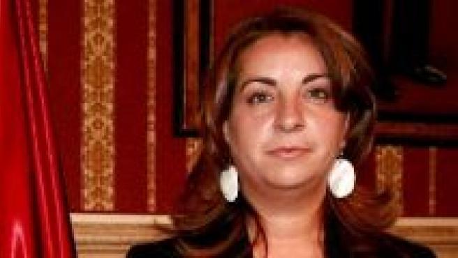 Encarnación Martínez, delegada de Medio Ambiente