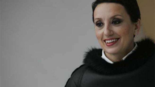 Luz Casal, en la presentación de su 'Vida Tóxica'