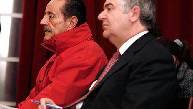 Julián Muñoz. (ARCHIVO)