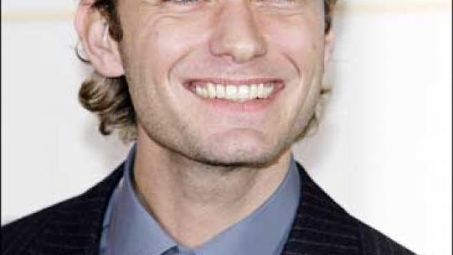 El actor Jude Law siempre ha tenido fama de mujeriego.