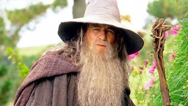 """El mago Gandalf también tiene un papel importante en """"El Hobbit""""."""