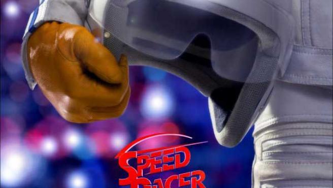 Póster de la próxima película de los hermanos Wachowski, 'Speed Racer'.