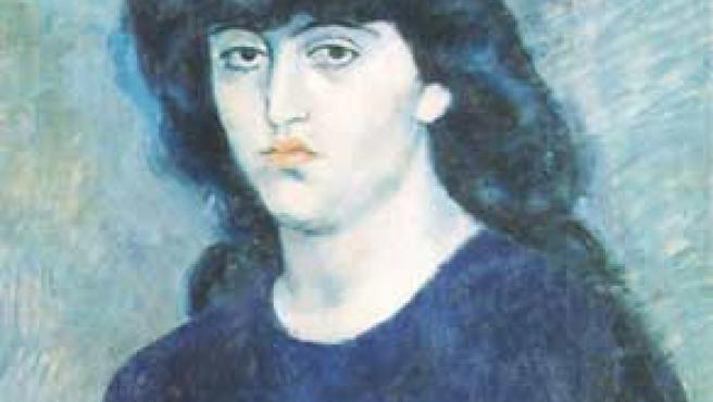 El retrato de Suzanne Bloch.
