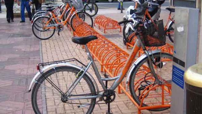 El servicio de préstamo de bicicletas ya existe en varias ciudades españolas.