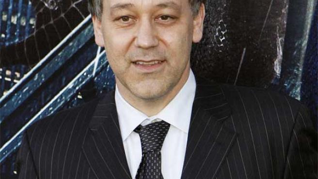 El director de cine Sam Raimi.