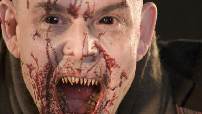 Uno de los vampiros que atacan la población de Barrow (Alaska) en '30 días de oscuridad'.