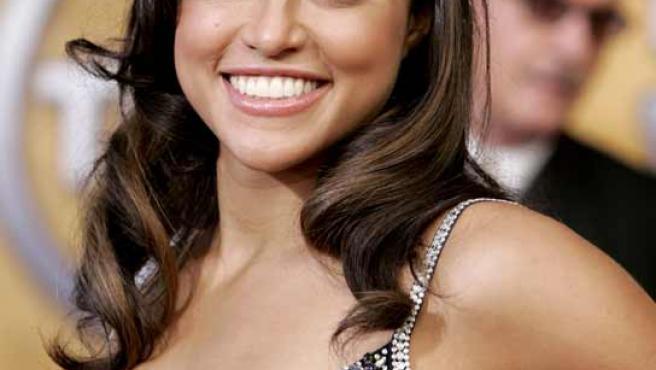 La actriz de 'Lost', Michelle Rodríguez. (REUTERS)