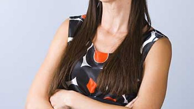 La colaboradora de 'El intermedio', Beatriz Montañez.