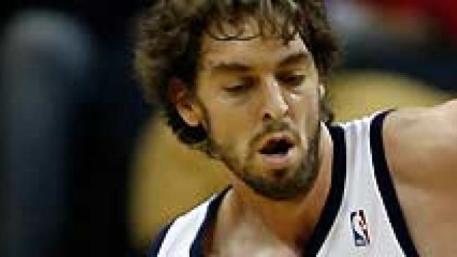 Gasol podría quedarse sin ir al partido de las estrellas de la NBA. (Mike Brown / EFE).