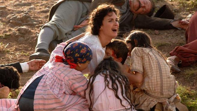 Paz Vega es Nunik, una mujer armenia que lucha por una vida digna.