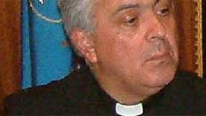 El Obispo de Tenerife, Bernardo Álvarez.(ARCHIVO)