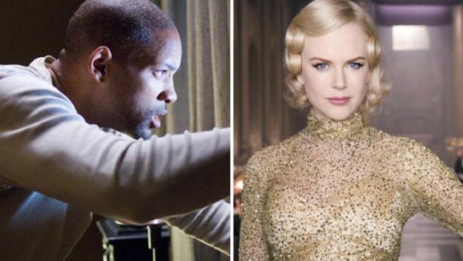 Éxito para Will Smith, fracaso para Nicole Kidman.