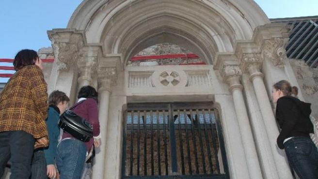 La catedral de Cartagena está en la lista de las leyendas. (Tanya M.)