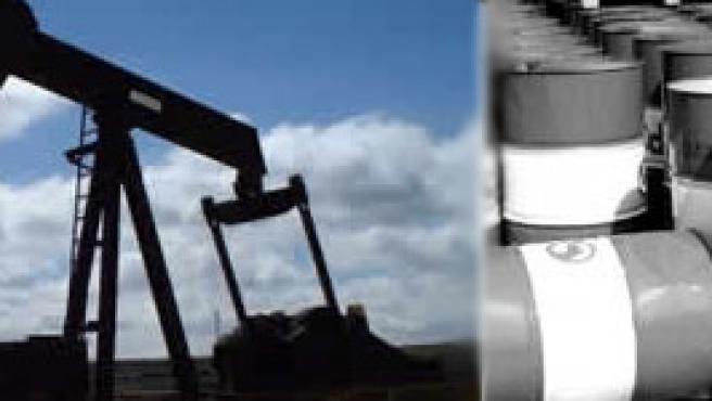 El precio del barril de Brent se utiliza como referencia en Europa.