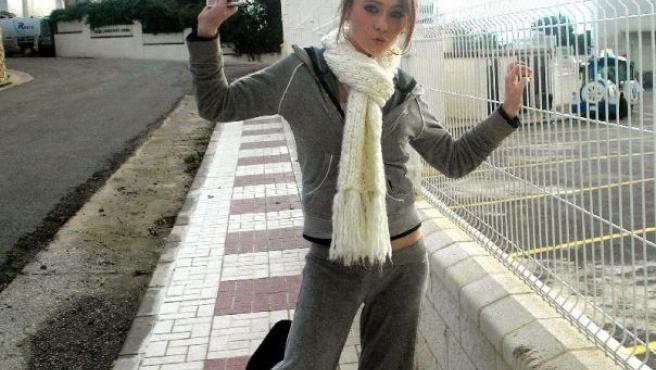 Fotografía de la joven irlandesa de 15 años Amy Fitzpatrick, que desapareció el pasado martes en Mijas. (EFE)