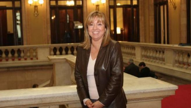 Manuela de Madre, vicepresidenta del PSC.