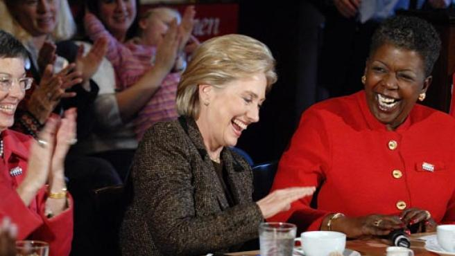 Hillary Clinton. (REUTERS).