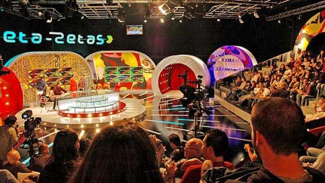 El nuevo late show, 'Peta-zetas'.