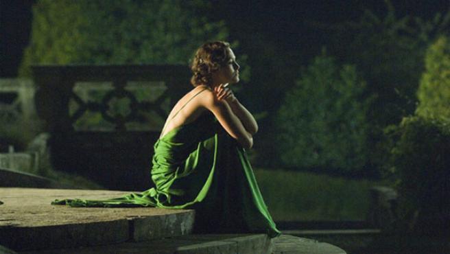 Keira Knightley en una escena de 'Expiación - Más allá de la pasión'.
