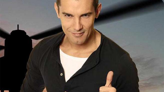 El presentador de 'Supervivientes', Jesús Vázquez.
