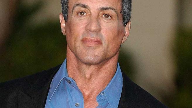 El actor y director Sylvester Stallone.