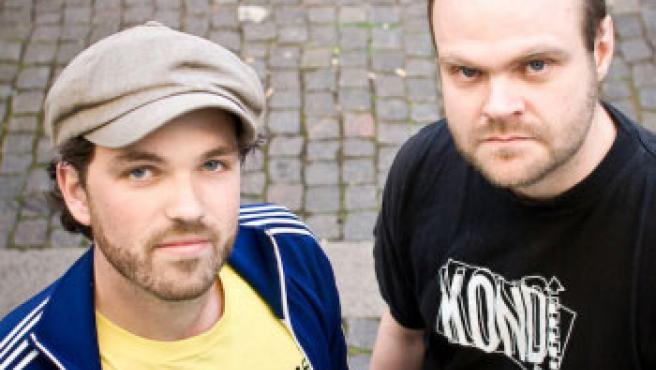 Christian Villum and Sune Petersen, fundadores de Urlyd.