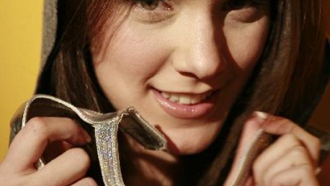 Jessica Segura, ganadora del concurso de Miss Almería