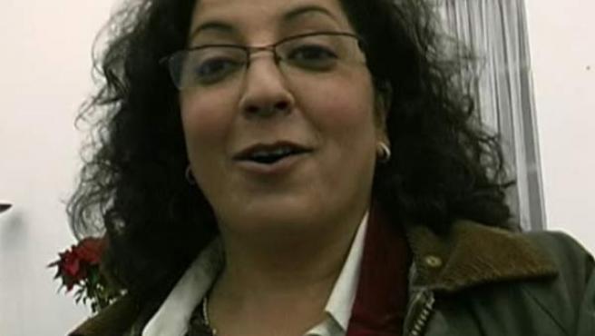 Inma Serrano, en uno de los vídeos de Bollosfera.tv