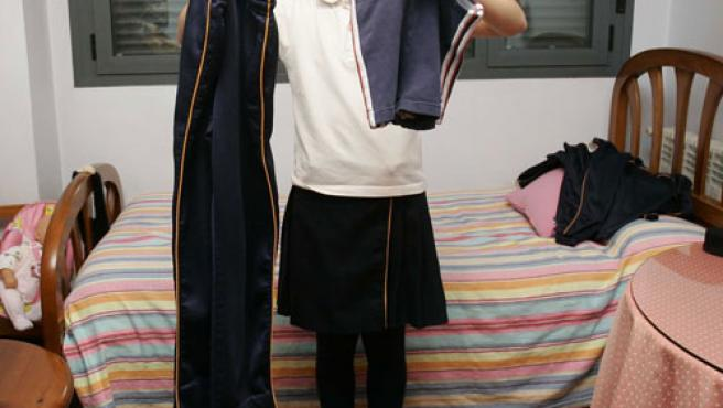 ¿Falda o pantalón?. (Foto:Jorge París)