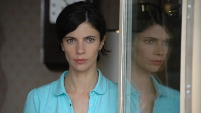 Maribel Verdú en 'Siete mesas de billar francés'.