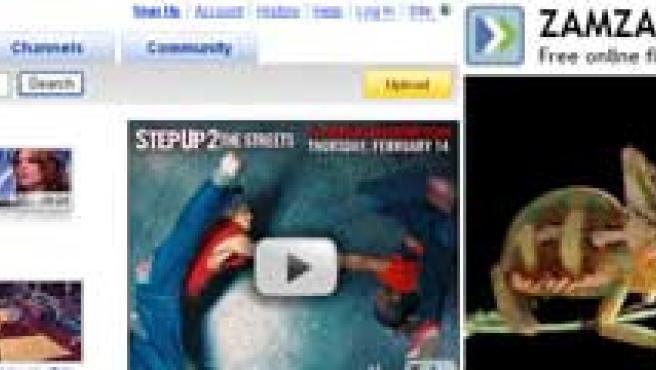 Desde Zamzar pueden descargarse vídeos de YouTube.