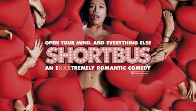 """Cartel de """"Shortbus"""", una de las películas del ciclo."""