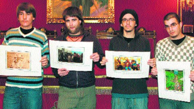 Premios del I Certamen de Fotografía Joven.
