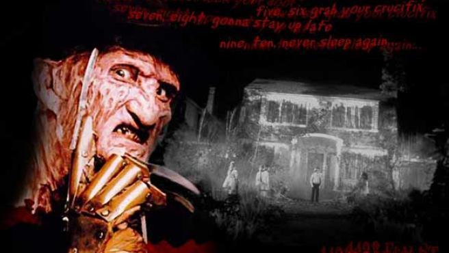 'Pesadilla en Elm Street', una de las sagas más rentables en terror.