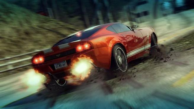El videojuego Burnout mantiene sus premisas clásicas: poca simulación y mucho espectáculo.