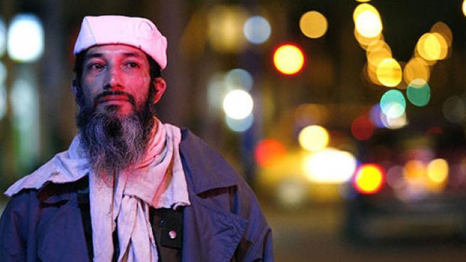 El hijo 'colombiano' de Bin Laden. (FOTO:REUTERS)