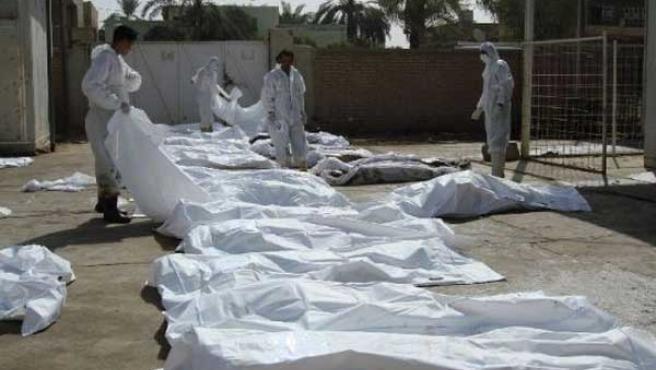 Varios muertos en Irak. (ARCHIVO)
