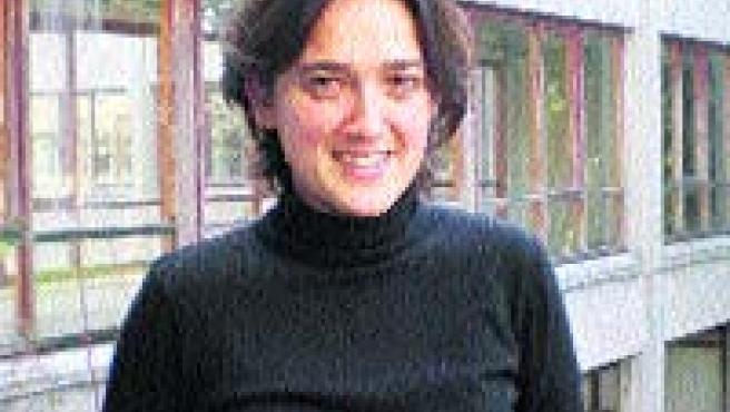 A. Irazusta. Antropóloga, enfermera y doctora por la UPV.