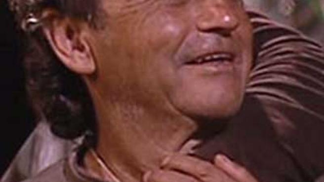 Joselito tras saber que es el segundo expulsado de la isla. (FOTO: TELECINCO)